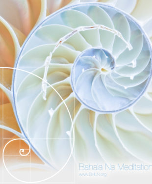 Bahala Na Meditations Wallpaper - Golden Ratio - 1920 x 1200 px