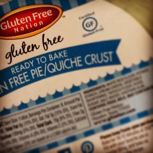 oh joy! I found GF pie crust! #bagongpinay