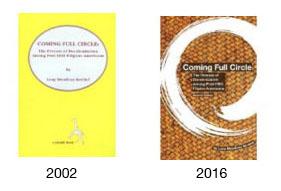 Coming Full Circle Editions 1 and 2 at Amazon.com