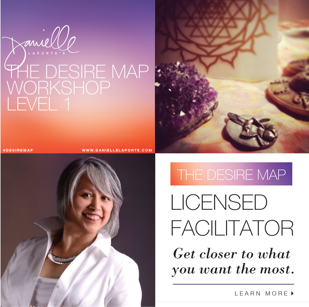 Omehra Sigahne is a Licensed Facilitator of The Desire Map Workshops