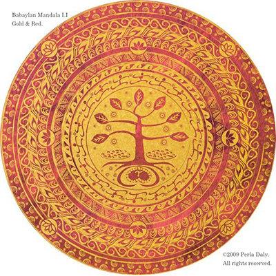 Babaylan Mandala, by Perla Daly. BabaylanMandala.com