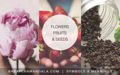 Blossom, bear fruit, shed seeds.